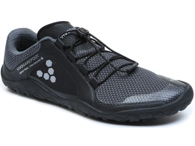 Vivobarefoot W's Primus Trail FG Mesh Shoes Black/Charcoal